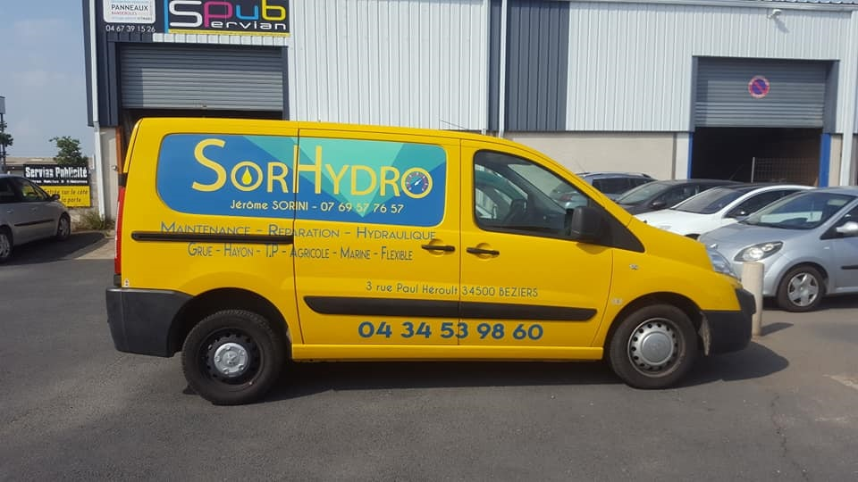 Camion SARL Sorhydro